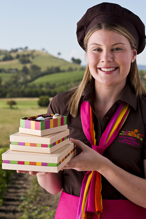 Yarra valley chocolate factory